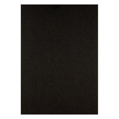"""Обложка д/бинд.""""Axent"""" А4 50шт 180мк 2730-01 кожа черн."""