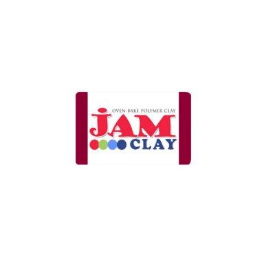 """Глина полимерная """"Jam Clay"""" 18403 20 г спелая вишня"""