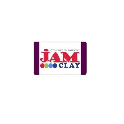 """Глина полимерная """"Jam Clay"""" 18504 20 г фиолетовый цвет"""