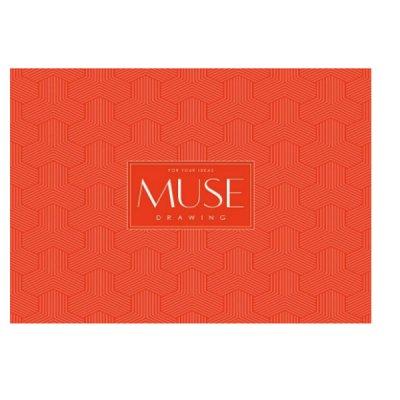 Альбом для эскизов А4+ 20 л 150 г/м2 Школярик Muse 033 отрывные листы