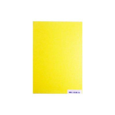 """Бумага для дизайна """"Elle Erre"""" А4 220 г/м2 25 cedro желтая"""
