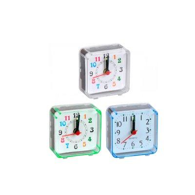 Часы - будильник маленькие Х 2 - 11 5,8 х 5 см **