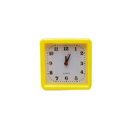 Часы - будильник Квадрат Х 2 - 27 10 х 10 х 3 см **