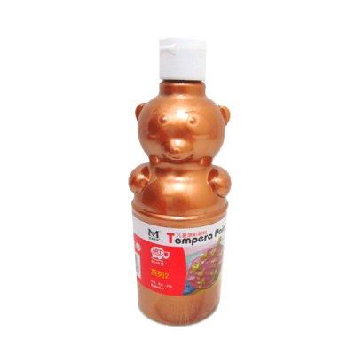 Краска Tempera 520мл FTP520-009 неон бронза **
