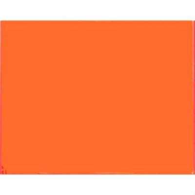 Ценник прямоуг. 40х30 (рул.6м) оранж.